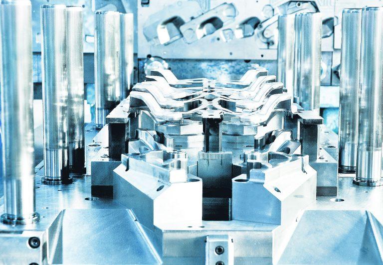 Werkzeugbau- und Stanzereikompetenz
